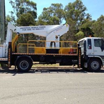 15 Metre Cherry Picker for Hire | Redmond Gary