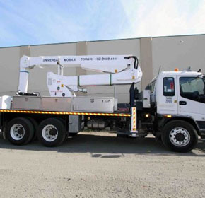 18 Metre Cherry Picker for Hire | EWP GMJ LLF16350