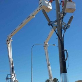 23 Metre Cherry Picker for Hire