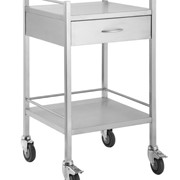 Stainless Steel Trolleys 1 Drawer | Access