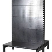 Double Sided Gondola Shelving | Hammertone