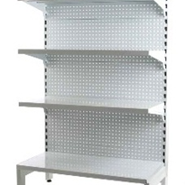 Single Sided Gondola Shelving | GON-W-S-900-M-450