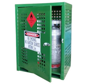 Gas Cylinder Storage Cages | Spill Station Australia