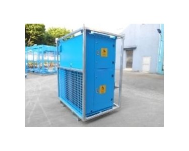 Heat Pump Air-Cooled Fluid Chiller | Aggreko WCH200