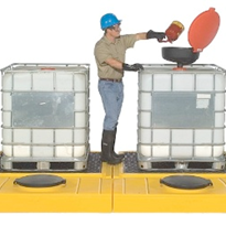 IBC Spill Containment Pallets | SpillPallet