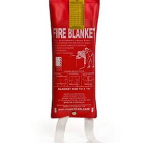 1m x 1m Fire Blanket | FB100K