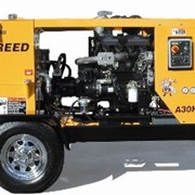 Trailer Mounted Concrete Pumps | Reed Rockmaster