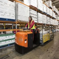 TMHA provides warehouse solutions for GraysOnline