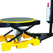Roto Lift Shrink Wrapper Table  | Dual Purpose