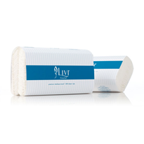 1ply 200 Sheet Multifold Towel | Livi® Essentials