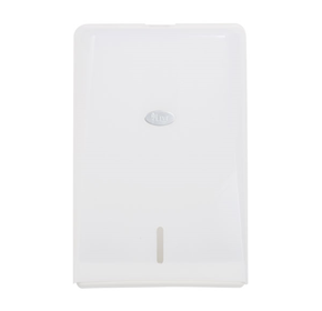 Compact Interleaved Hand Towel Dispenser | Livi®