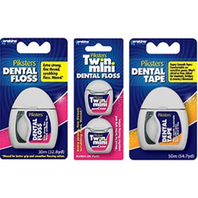 Dental Tape & Floss | By Piksters
