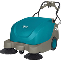 Large Walk-Behind Sweeper | Tennant S9