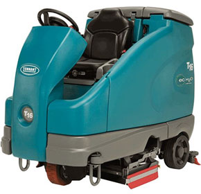 Ride-on Scrubber | Tennant T16