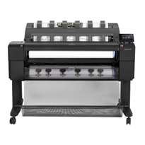 36-in ePrinter Bundle | HP Designjet T1500 PS