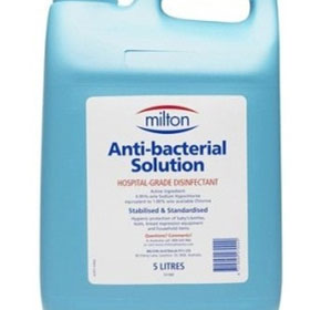 5 Litre Antibacterial Solution | Milton