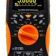 4.5-digit Handheld Digital Multimeter w/ Organic LED Display | U1253B