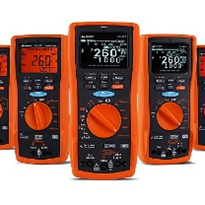 Handheld Insulation Resistance Testers | U1450A/60A Series