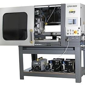 Semi Automatic Stud Welding Machine | HBS CPW0604