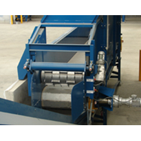 Bulky Waste Apron Feeder with Roller | Brentwood