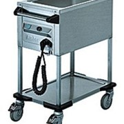 Heated Delivery Trolleys | Rieber ZUB 1