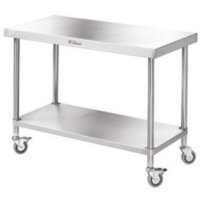 All Swivel Refrigerated Counter/Workbench | SS03.0600/2400