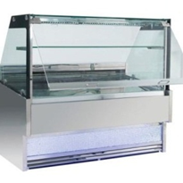 Chilled Stainless Steel Deli Display | F.E.D. Bonvue FGDR1500LS