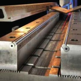 Adjustable V Dies | EXACTA | Press Brake Tooling