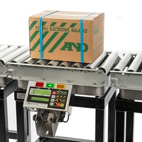 Dynamic Roller Checkweigher | A&D Auto