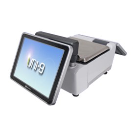 Touchscreen Labelling Retail Scale | Uni-9