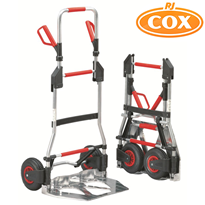 Heavy Duty Folding Hand Truck | RuXXac-cart Jumbo