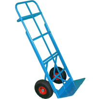 Heavy-Duty Case and Crate Hand Truck | R.J. Cox Engineering
