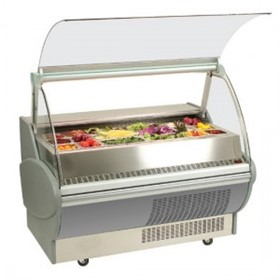 1500mm Sandwich/Salad Bar - Jordao Prestige SB150P