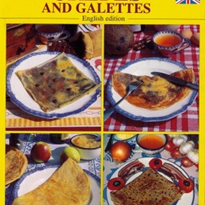 Crepes & Galettes – English Edition