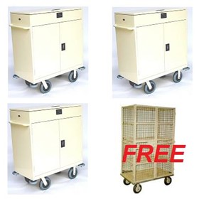 Food & Beverage Trolley Package | Wagen