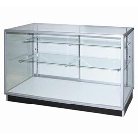 Glass Counter/Foyer Display Cabinet | CASSA