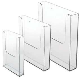 Wall Mount & Countertop Brochure Holders | Visti