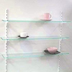 Slotted Strip Shelving | ADS