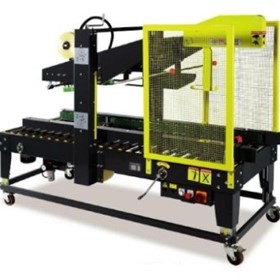 Automatic Side Belt Drive for Uniform Cartons | Predator PW-557F