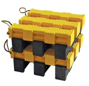 Hybrid Cribbing Blocks | dura crib®