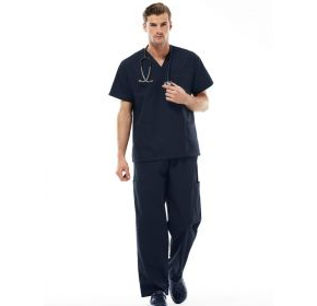 Unisex Classic Scrub Top | Biz Collection