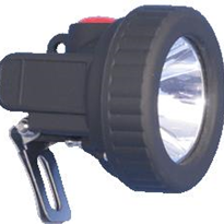 Intrinsically Safe Cordless LED Caplamp | KH3U-Ex