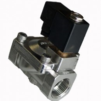 2 Way Direct Lift Stainless Steel Solenoid Valves | Zedflo