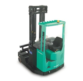 New RBMK Series Multi-Way Reach Truck
