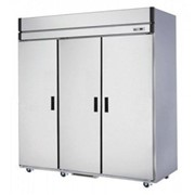 Upright Solid Door S/S Chiller | Streamline 3URS-CH-3SD