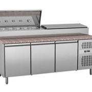 Underbench Sandwich Preparation Chiller Fitout | MTC360