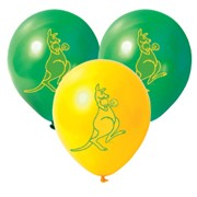 Official Boxing Kangaroo Balloons | 905628