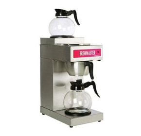 Commercial Pour Over Coffee Dripolator | Boema DP3-STS