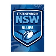 Official NSW State of Origin Poster | 906467