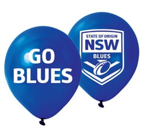 Official NSW Team Balloons | 906470